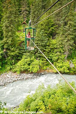 Winner Creek Trail Tram