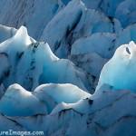 Portage Glacier, Alaska.
