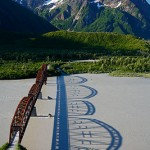 Million Dollar Bridge, Alaska.