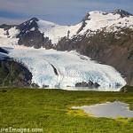 Portage Pass Trail, Alaska.