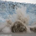 Childs Glacier Calves, Copper River, Alaska