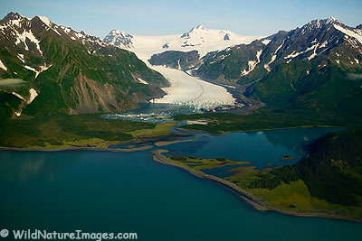 Pedersen Lagoon, Kenai Fjords National Park, Alaska