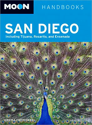 San Diego Moon Travel Guide Cover