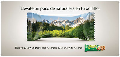 Nature Valley Billboard