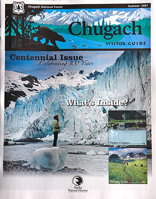 Chugach National Forest Guide