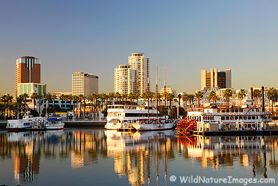 Long Beach, California.
