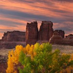 Courthouse Wash, Arches National Park.