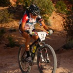 Pua Sawicki and the 24 Hours of Moab