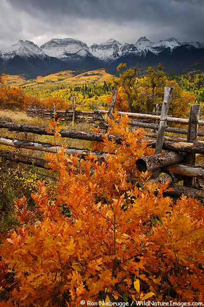 San Juan Mountains, Colorado.