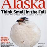 Alaska Magazine Cover!