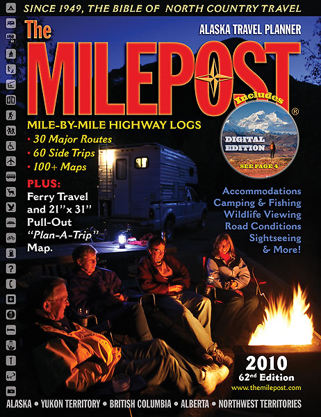 Cover, 2010 Milepost
