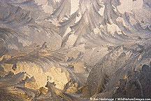 Ice Patterns, Seward, Alaska.