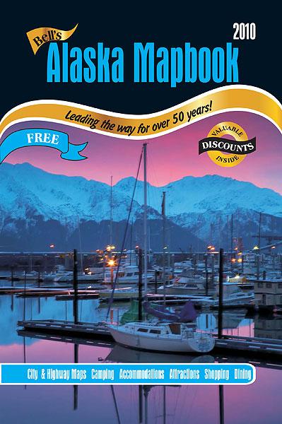 Bells 2010 Alaska Mapbook