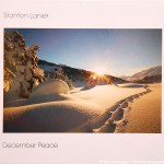 Stanton Lanier December Peace Cover