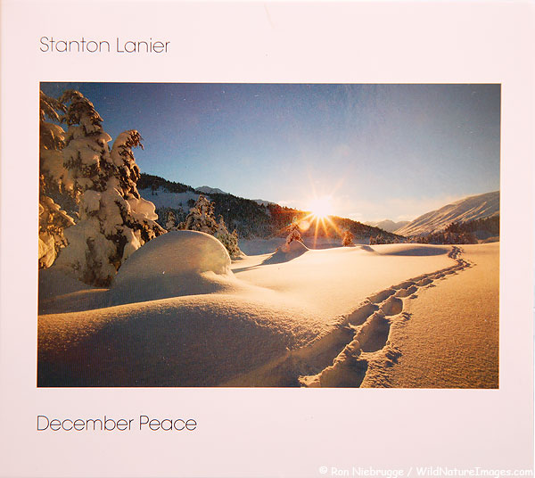 Stanton Lanier December Peace Cover