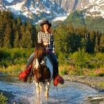 Horseback Riding in Alaska!