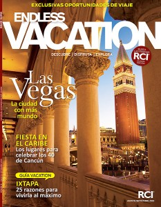 Cover - Endless Vacation Magazine