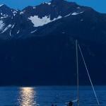 Sailing in Seward