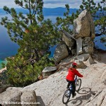Mountain Biking Tahoe