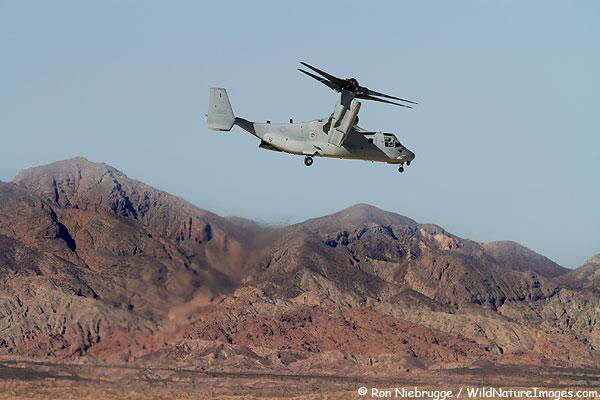V-22-Osprey, Ocotillo Wells, California.
