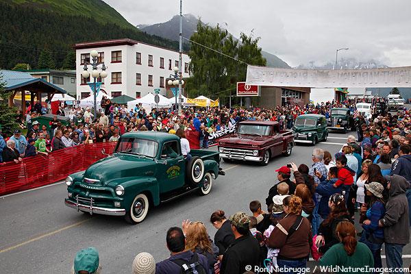 4th of July Parade, Seward, Alaska.