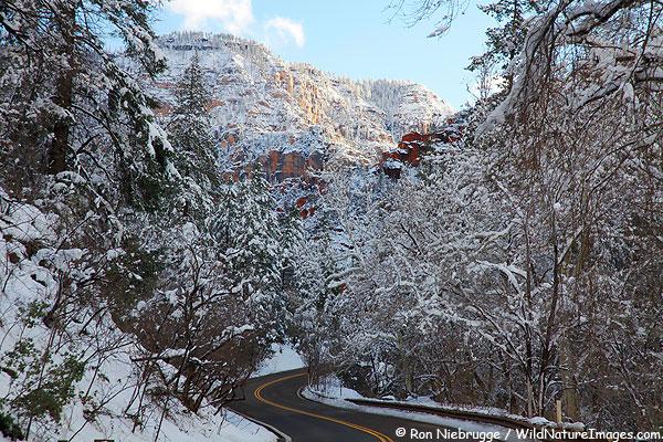 Oak Creek Canyon, Sedona, Arizona.