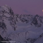 Chugach Moonrise