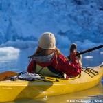 Kayaking in Prince William Sound