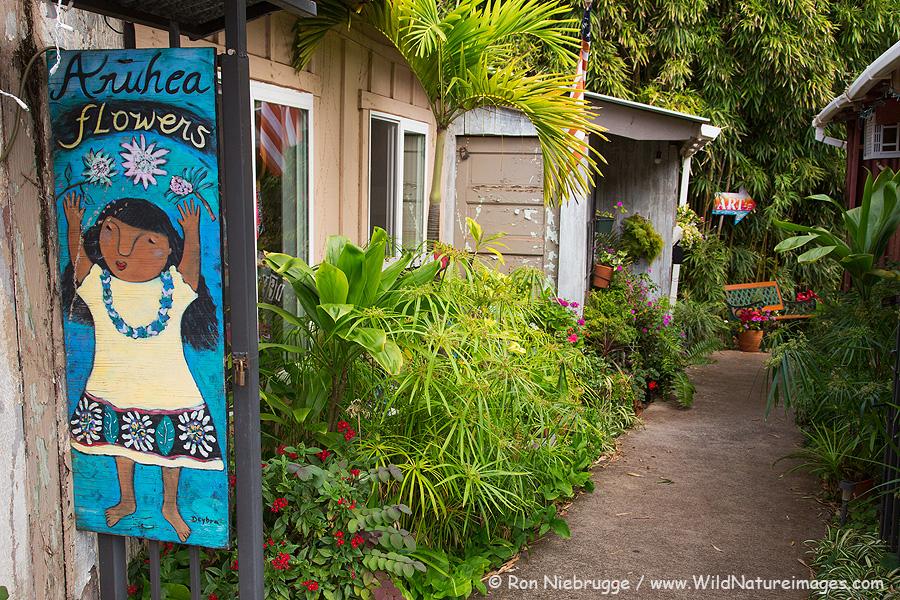 Makawao, Maui.