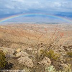 Borrego Springs Rainbow