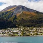 Seward Alaska Aerial