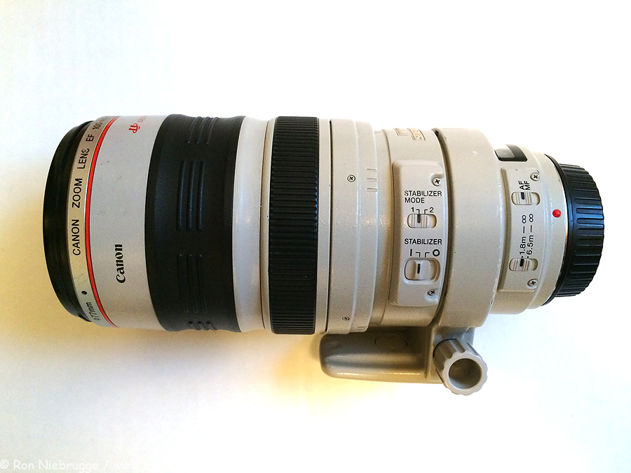 Canon 100-400 IS