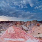 Valley of Fire Clouds