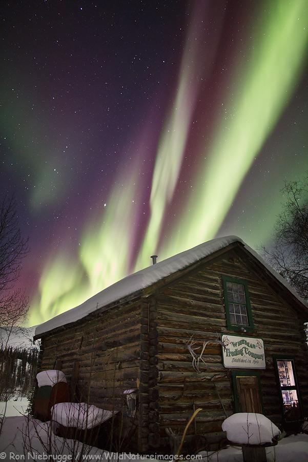 Wiseman Trading Company, Wiseman, Alaska.
