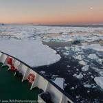 Cruising Through Ice