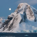 Antarctic Moon