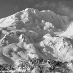 Black and White Alaska