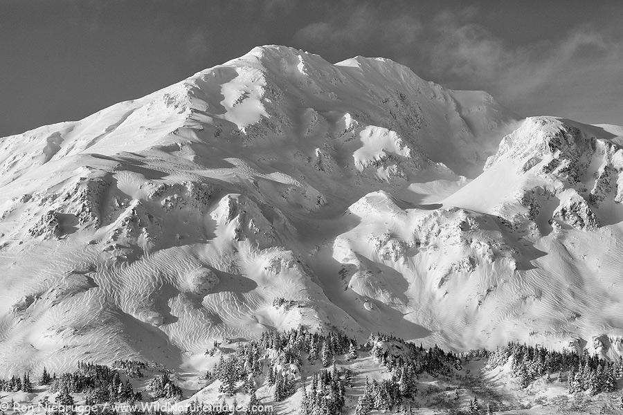 Mount Benson, Seward, Alaska.