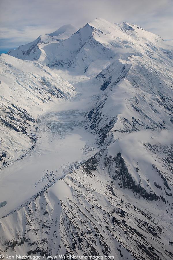 Denali, Denali National Park, Alaska.