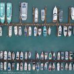 Seward Harbor Aerial