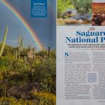 Country Magazine Saguaro National Park