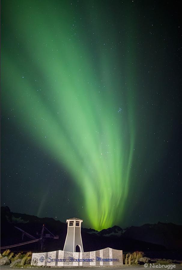 Seward Mariners' Memorial, Seward, Alaska.