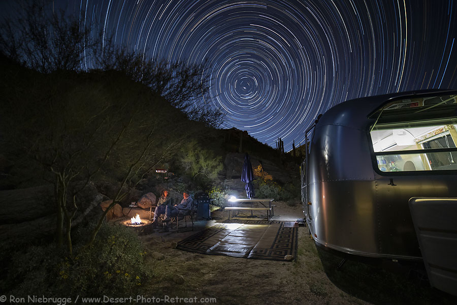 Desert Photo Retreat, near Tucson, Arizona.