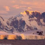 Antarctica Photo Tour – Fly Down and Back