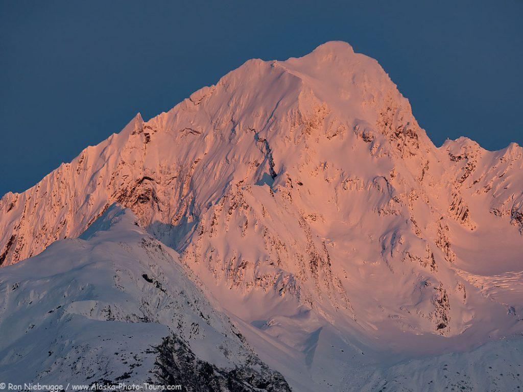 Mount Alice, Seward, Alaska.