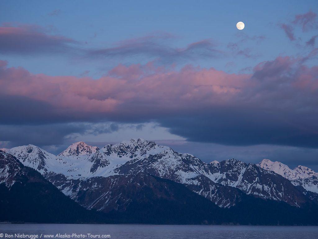 Seward, Alaska.