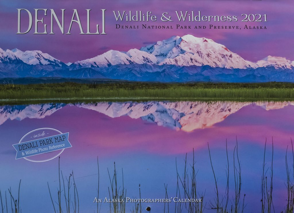 Denali Calendar, Greatland Graphics.